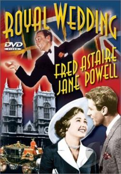 Royal Wedding DVD Cover Art