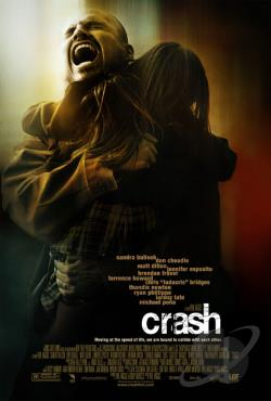 Crash DVD Cover Art