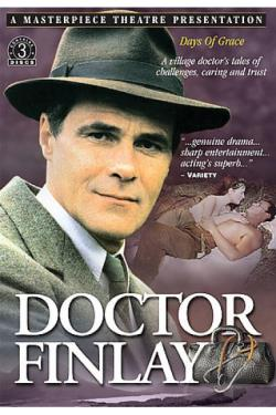 Doctor Finlay - Days of Grace Set DVD Cover Art