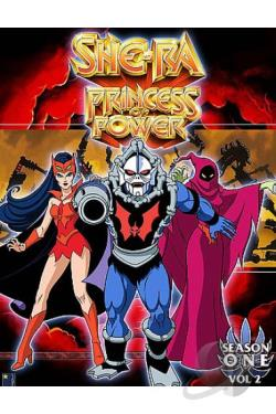 She-Ra: Princess of Power - Season 1: Volume 2 DVD Cover Art