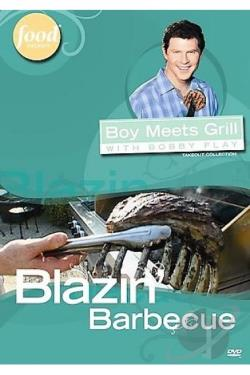 Bobby Flay - Blazin' Barbecue DVD Cover Art