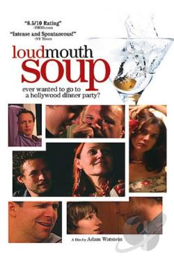 Loudmouth Soup DVD Cover Art