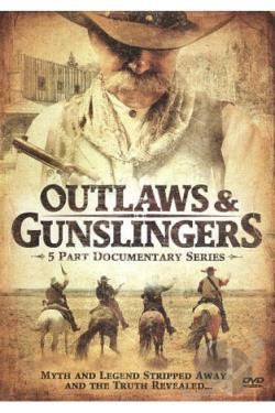 Outlaws and Gunslingers DVD Cover Art