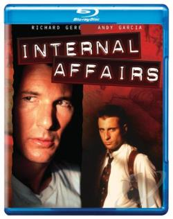 Internal Affairs BRAY Cover Art