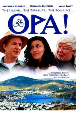 Opa! DVD Cover Art