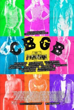 CBGB DVD Cover Art