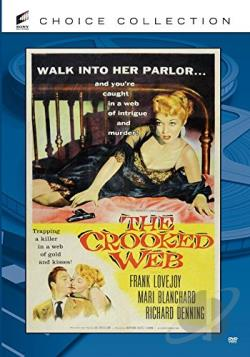 Crooked Web DVD Cover Art