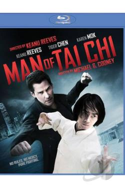 Man of Tai Chi BRAY Cover Art