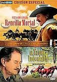 Coleccion Almada: Rencilla Mortal & El Yaqui Indomable DVD Cover Art