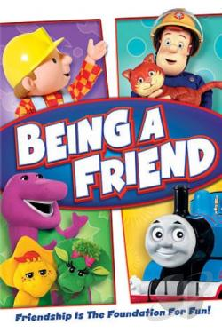 Being a Friend DVD Cover Art