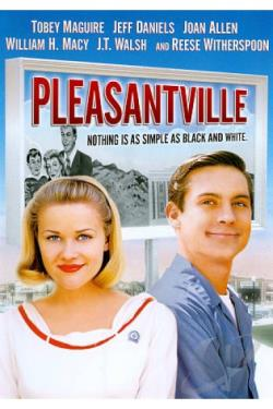 Pleasantville DVD Cover Art