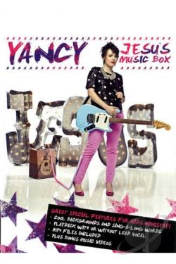 Yancy: Jesus Music Box DVD Cover Art