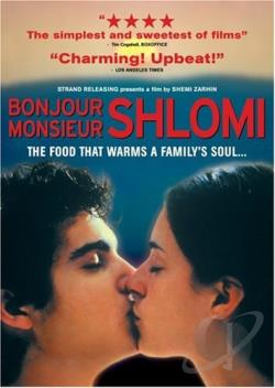 Bonjour Monsieur Shlomi DVD Cover Art