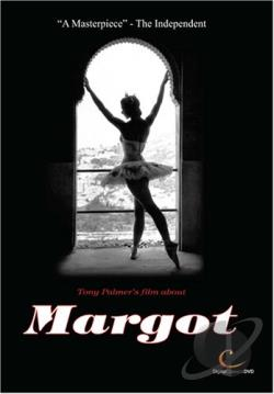 Tony Palmer's Film About Margot Fonteyn DVD Cover Art