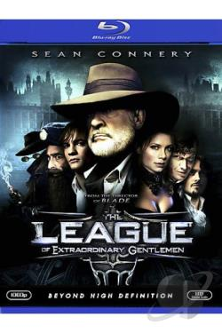 League of Extraordinary Gentlemen BRAY Cover Art