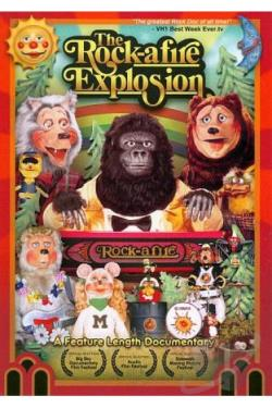 Rock-afire Explosion DVD Cover Art