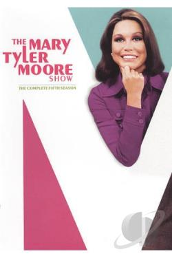 Mary Tyler Moore - The Complete Fifth Season DVD Cover Art
