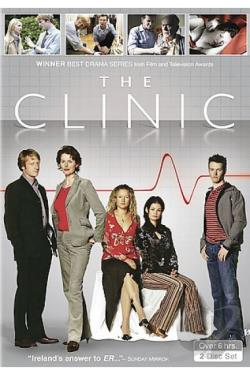 Clinic DVD Cover Art