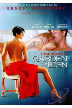 Hemingway's Garden of Eden DVD Cover Art