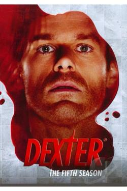 Dexter - The Complete Fifth Season DVD Cover Art