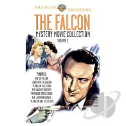 Falcon Mystery Movie Collection, Vol. 1 DVD Cover Art