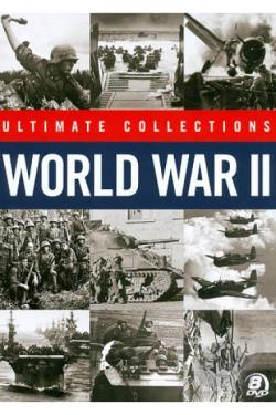 History Channel Ultimate Collections: World War II DVD Cover Art