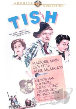 Tish DVD Cover Art