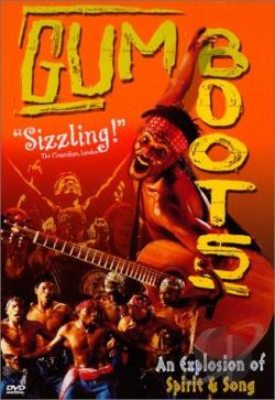 Gumboots DVD Cover Art