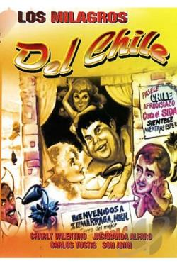 Los Milagros Del Chile DVD Cover Art