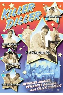 Killer Diller DVD Cover Art