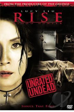 Rise: The Blood Hunter DVD Cover Art