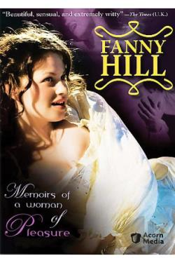 Fanny Hill DVD Cover Art