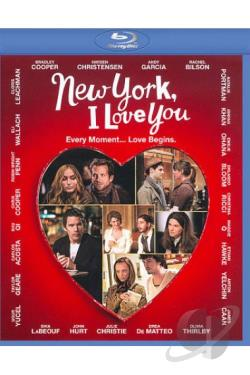 New York, I Love You BRAY Cover Art