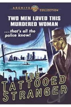 Tattooed Stranger DVD Cover Art