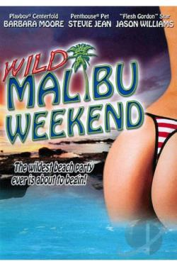 Wild Malibu Weekend! DVD Cover Art