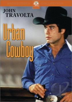 Urban Cowboy DVD Cover Art