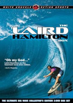 Laird Hamilton Box DVD Cover Art