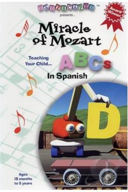 Miracle of Mozart: ABCs DVD Cover Art