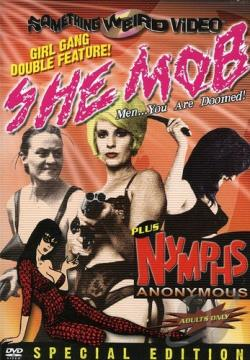 She Mob/Nymphs (Anonymous) DVD Cover Art