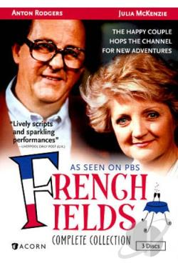 French Fields - Complete Collection DVD Cover Art