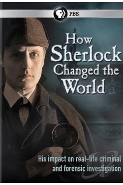 How Sherlock Changed the World DVD Cover Art
