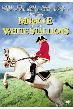 Miracle of the White Stallions DVD Cover Art
