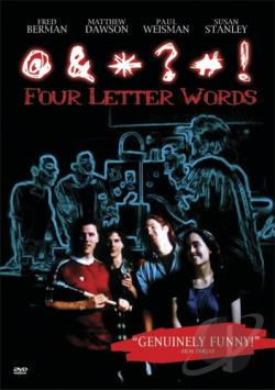Four Letter Words DVD Cover Art