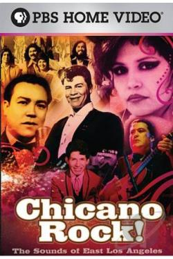 Chicano Rock!: The Sounds of East Los Angeles DVD Cover Art
