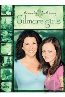 Gilmore Girls - The Complete Fourth Season DVD Cover Art