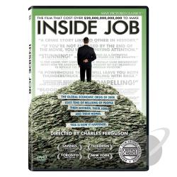 Inside Job DVD Cover Art