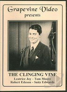 Clinging Vine DVD Cover Art