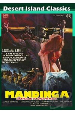Mandinga DVD Cover Art
