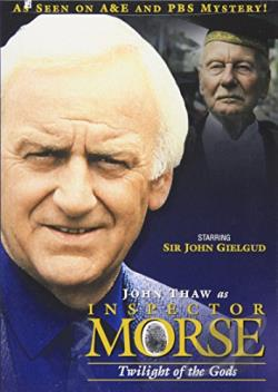 Inspector Morse - Twilight of the Gods DVD Cover Art