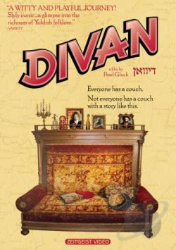 Divan DVD Cover Art